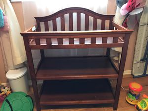 Baby changing table for Sale in Denver, CO