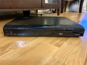 Sharp Aquos Blu Ray DVD Player BD-HP21 for Sale in New York, NY