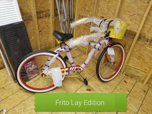 REDUCED!! Frito Lay Edition Bike Collectors Bike Still Brand for Sale in Tullahoma, TN