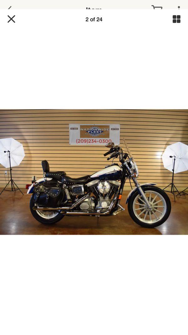 Harley-Davidson Dyna fxd