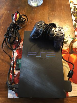 PlayStation2 with game for Sale in Brooks, OR