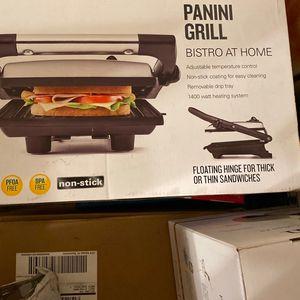 Bella Panini grill for Sale in Alexandria, LA