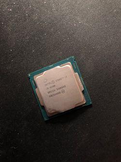 i3-9100 1151 9th gen processor for Sale in Plum,  PA