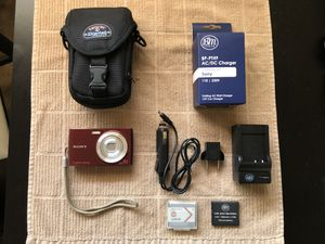 Sony Digital Camera and Accessories - Extra Battery for Sale in Lake Forest, CA