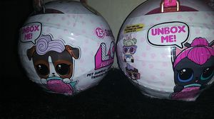 LOL Pet SUPRISE comes with 3 or 4 inside + 15 more suprises for Sale in Fresno, CA