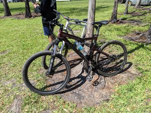 Rockrider full suspension bike trek Cannondale specialized giant gt for Sale in Odessa, FL
