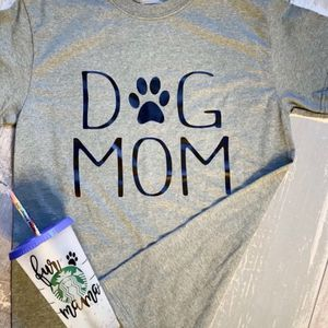 Dog Mom Shirt Or Starbucks Cup for Sale in Covina, CA