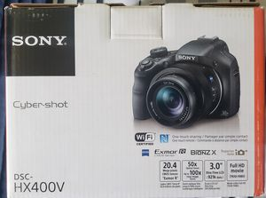 Sony DSC-HX400v Camera for Sale in Gilberts, IL