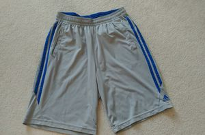 Adidas Climacool and Game Time Mens Medium Basketball Gym Shorts like Nike Under Armour Shorts for Sale in Kent, WA