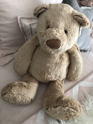 JellyCat - Large Teddy Bear - New with Tags for Sale in Los Angeles, CA