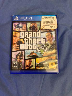 Grand Theft Auto V (GTA5) for Sale in Springfield, VA
