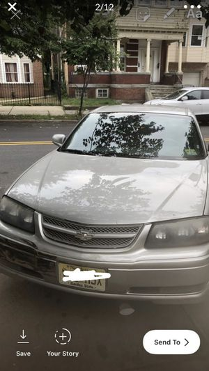 2005 supercharge Chevy impala for Sale in Newark, NJ