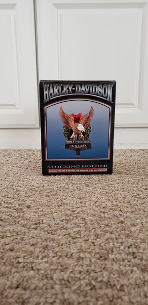 Harley-Davidson Stocking Holder Collection for Sale in Saint Charles, MD