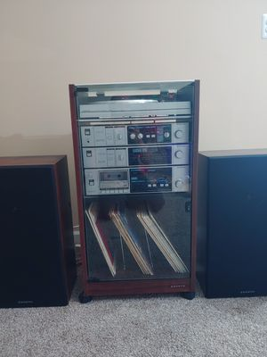 Vintage Sanyo Home Stereo for Sale in Detroit, MI