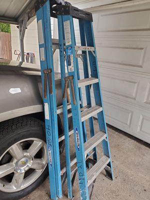 Ladder 6 ft werner for Sale in Tampa, FL
