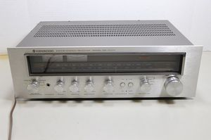 Kenwood Am/Fm Stereo Receiver Model KR-4070 Vintage and Beautiful for Sale in Philadelphia, PA