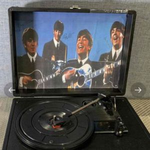 Beatles Turntable for Sale in Hershey, PA
