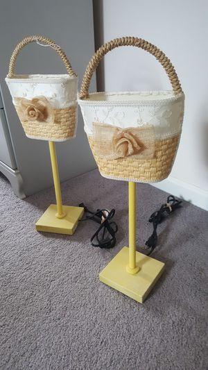 very nice lamps for Sale in Harrisonburg, VA