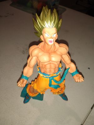Dragonball z Goku figure for Sale in Houston, TX