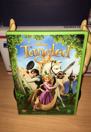 Tangled — DVD for Sale in Artesia, CA