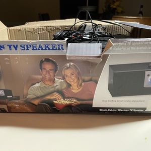 Tv Ears Voice Clarifying tv Speaker Hearing Loss for Sale in Chesapeake, VA