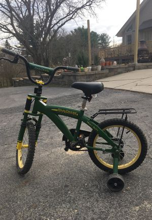 John Deere Heavy Duty Kids Bicycle for Sale in Delaware, OH