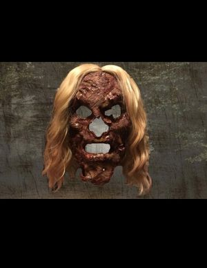 Homemade Zombie Mask for Sale in Morgan Hill, CA