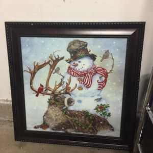 Christmas Wall Art for Sale in Richardson, TX
