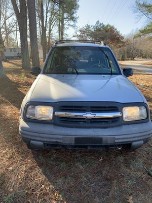 PARTING OUT /or WHOLE VEHICLE-2003 Chevy tracker- for Sale in Saint STEPHNS CH, VA