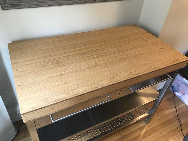 Ikea Rimforsa Work Bench For Sale In Boston Ma Offerup