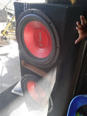 Subwoofer for Sale in San Diego, CA
