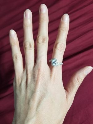 Beautiful Egg engagement ring for Sale in Phoenix, AZ