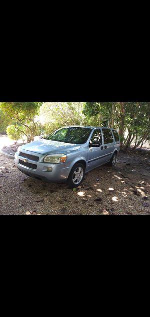 Minivan Chevrolet Uplander 2007 for Sale in Hollywood, FL