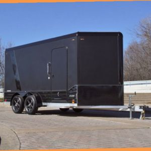 Have Like New 2020 Enclosed Enclosed Cargo Trailers.$1200 for Sale in Aurora, CO