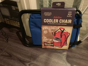 Cooler chair for Sale in Fontana, CA