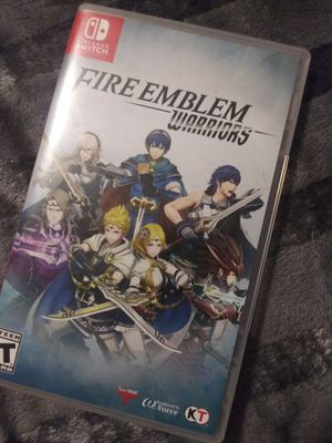 Fire Emblem Warriors Nintendo Switch for Sale in Los Angeles, CA