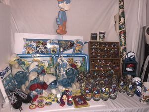 Smurf collection very cool for Sale in Dublin, OH