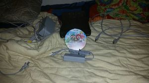 Wii u console with Mario party 10 for Sale in Sacramento, CA