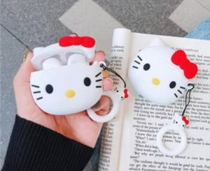 Airpods case hello kitty and more than 50 styles available for airpods 1 & 2 for Sale in Bellflower, CA