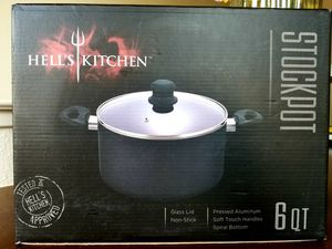 NEW 6 Quart Non-stick Stockpot for Sale in Pittsburg, CA
