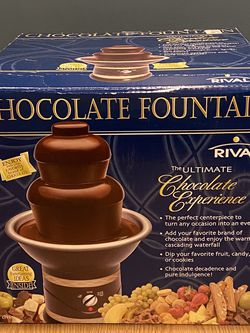 Rival Chocolate Fountain for Sale in Orland Park,  IL