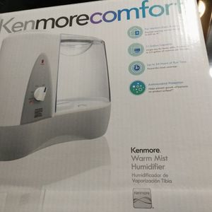 Warm Mist Humidifier Brand New In Box for Sale in Arlington, TX