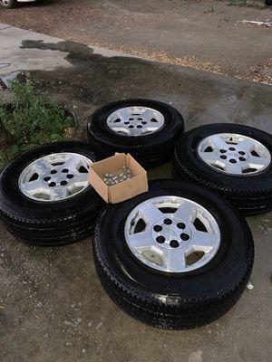 Wheels 6 lug for Sale in Sanger, CA