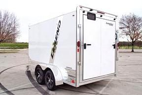 Price$1000 Enclosed Cargo Trailer for Sale in East Gull Lake, MN