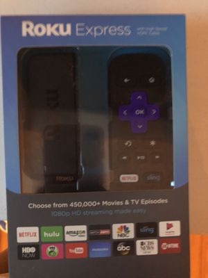 Roku Stick Smart Tv for Sale in Philadelphia, PA