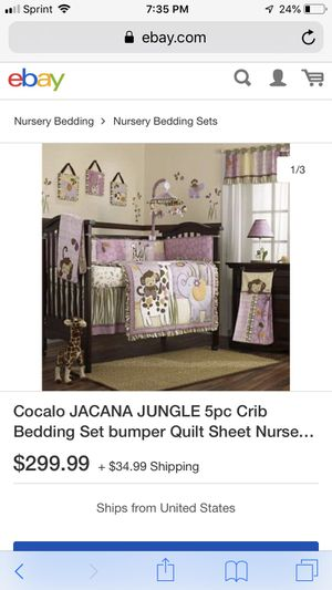 Baby Cocalo Crib Set for Sale in Industry, CA