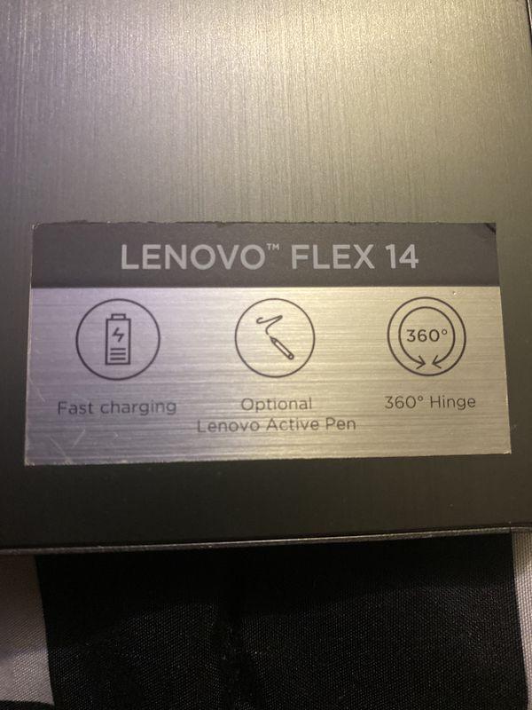 Lenovo flex 14 (price negotiable)