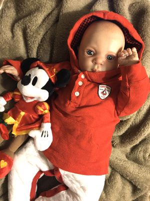 "Reborn Baby Doll Jack 22"" $250 Recojerlo en 12185 sw 26 st Miami Fl 33175 for Sale in Miami, FL"