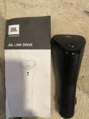 JBL & Google Assist combine technology to Connect your phone to your car stereo via Bluetooth for Sale in New Bern, NC