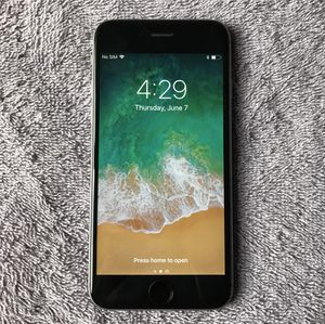 Apple IPhone 6 16GB ICloud Factory Unlocked Excellent Condition for Sale in Fairfax, VA